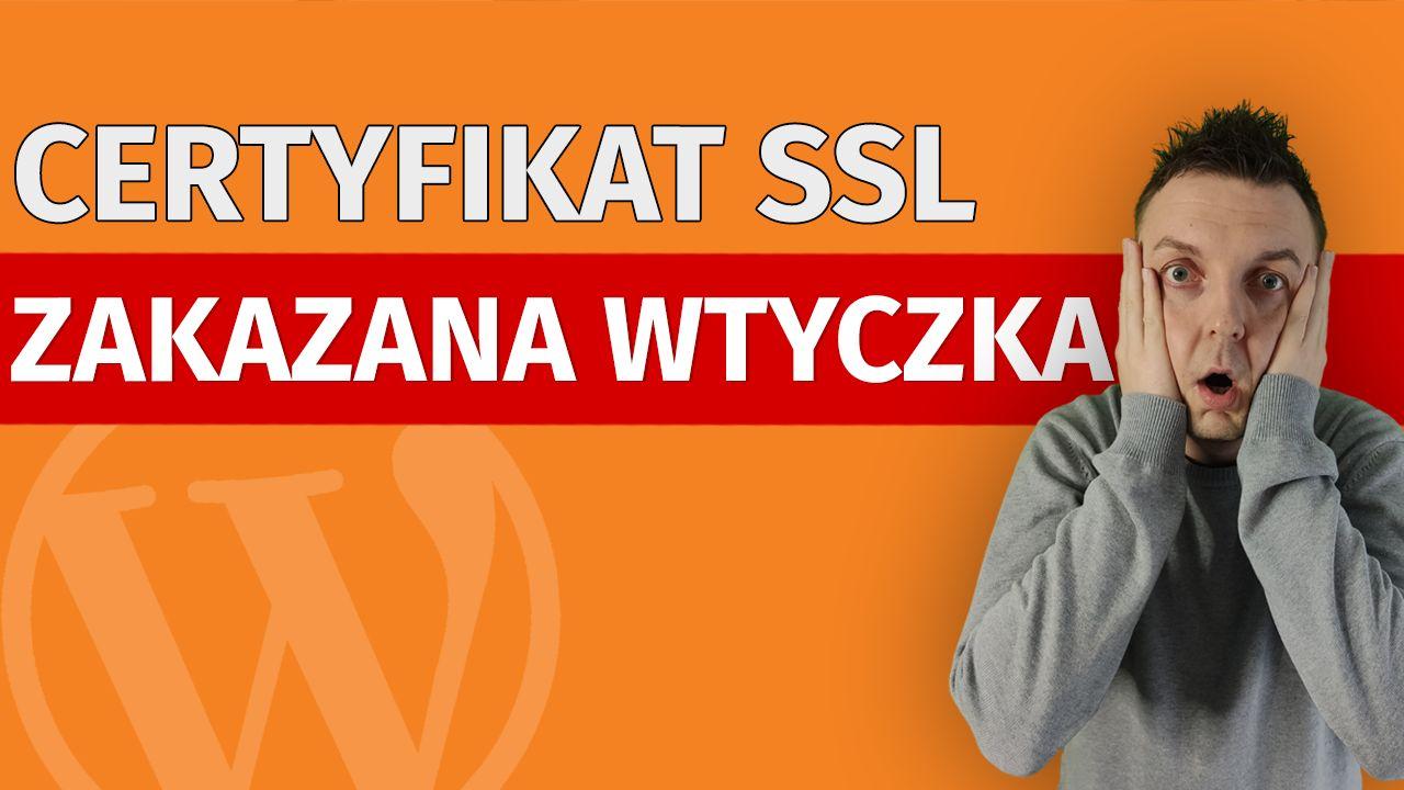 Really simple ssl konfiguracja